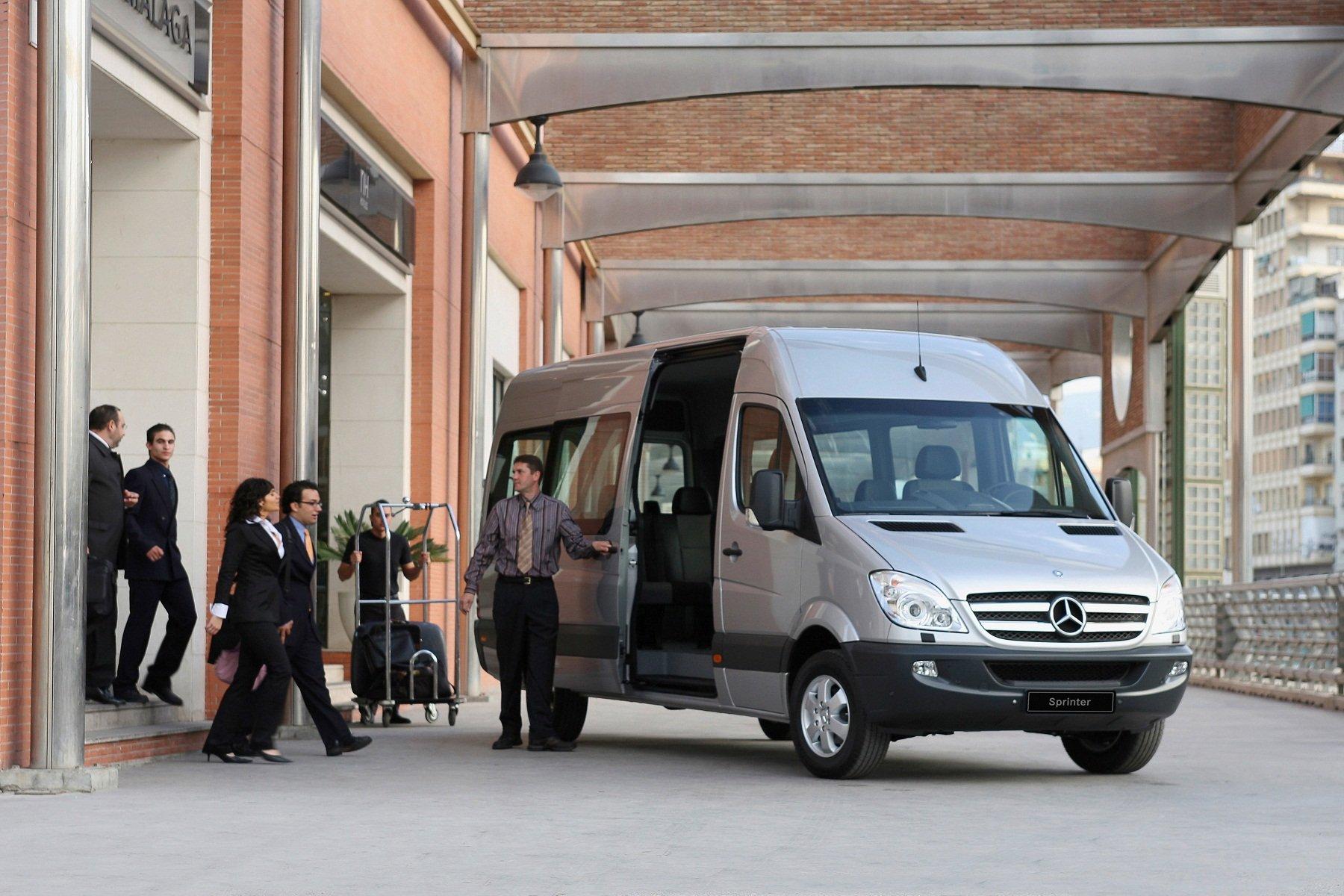 Виды транспортного обслуживания